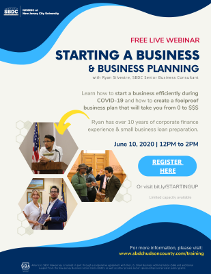 Starting a Business & Business Planning