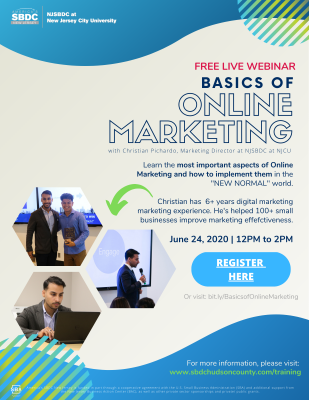 Basics of Online Marketing