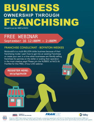 Business Ownership Through Franchising