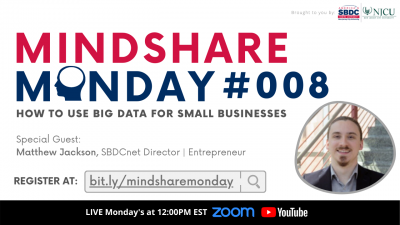 Mindshare Monday #008:How to Use Big Data for Small Businesses
