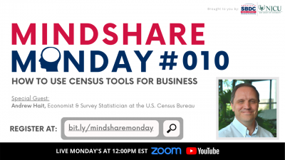 Mindshare Monday #010: How To Use Census Tools For Business