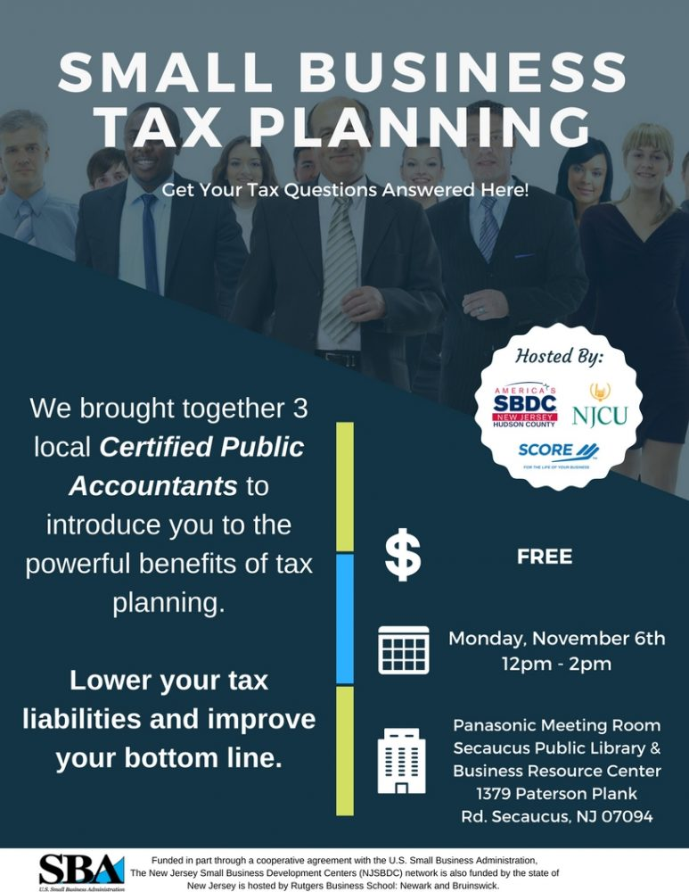 Tax tips for small business