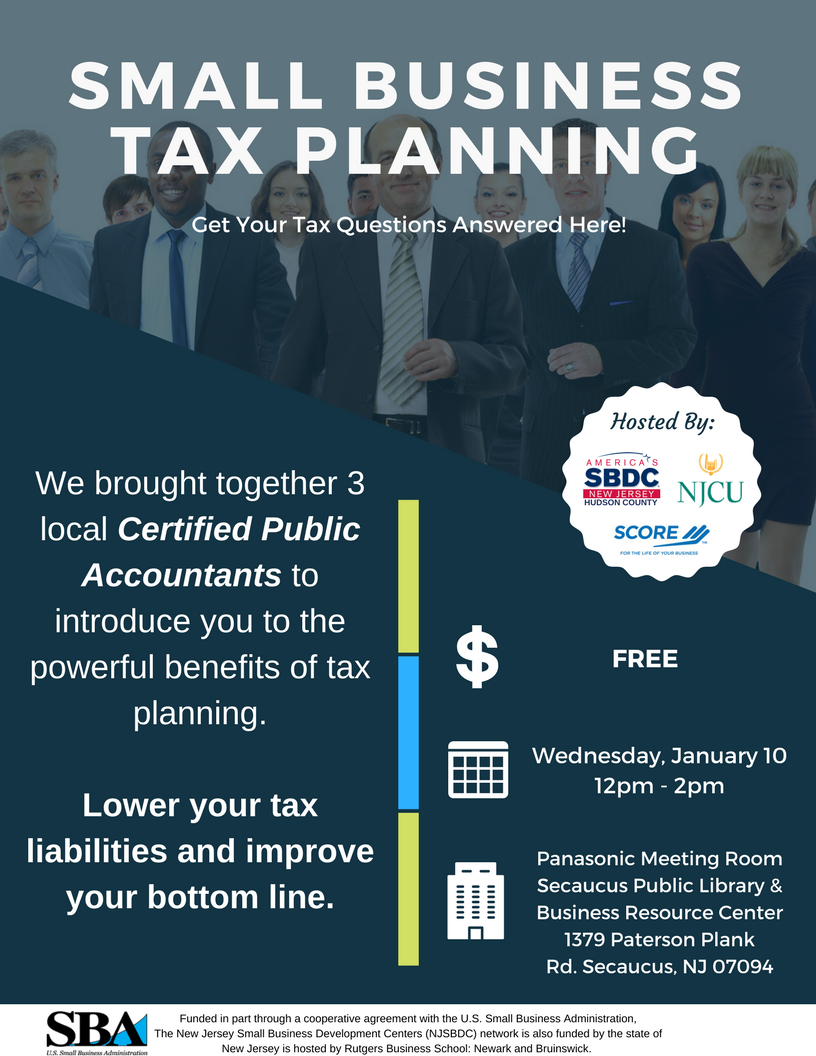 small-business-tax-planning