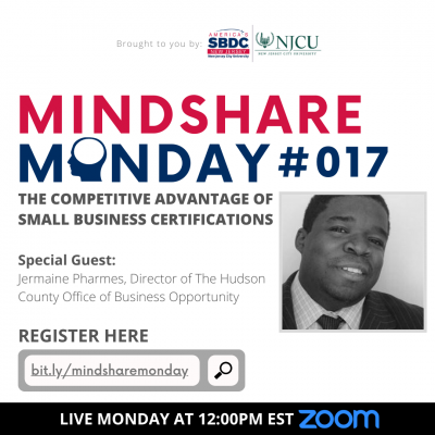 Mindshare Monday #017: The Competitive Advantage of Small Business Certifications