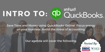 Intro to Quickbooks Workshop @ New Jersey City University-School of Business