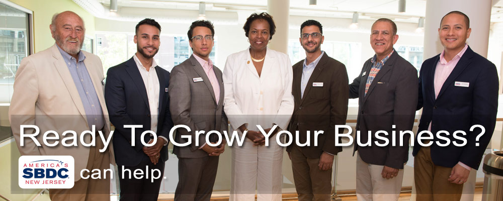 Ready To Grow Your Business? America's Small Business Development Center in Hudson County New Jersey can help.